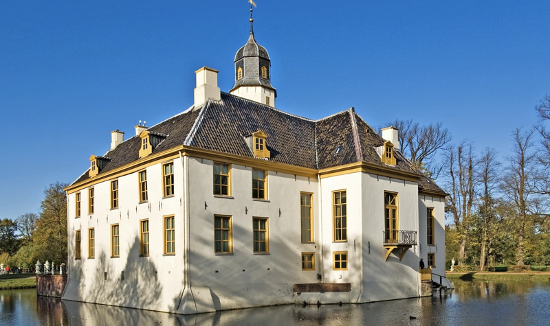 Kastelen en buitenplaatsen in Groningen - Freylemaborg