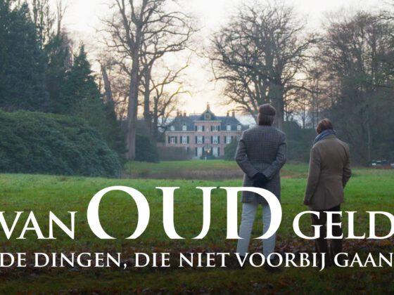 Jort Kelder met baron Bentinck van Schoonheten