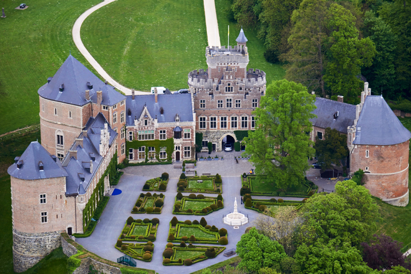 %kastelen in Nederland%