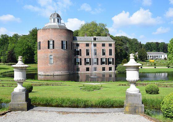 Park en Kasteel Rosendael - foto GLK