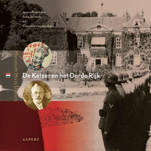 Cover van de publicatie 'De keizer en het Derde Rijk'
