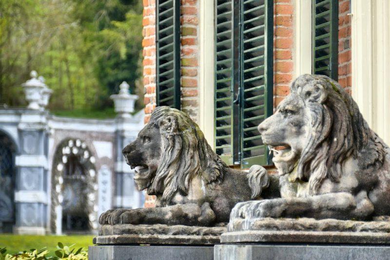 De Leeuwen van Rosendael -by www.microtoerisme.nl - gratis stadswandelingen