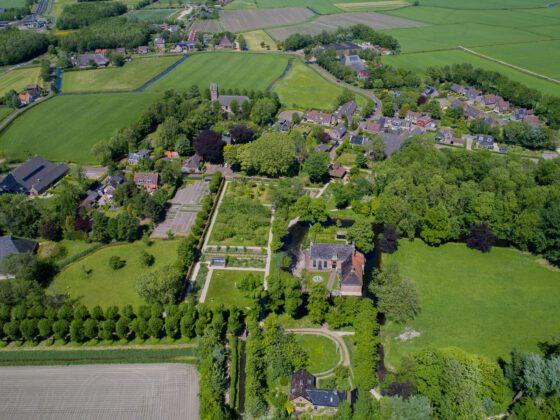 Dekema State in het Friese Jelsum - foto Dekema State