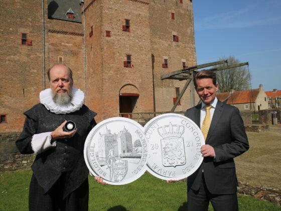 Slot Loevestein - Zilveren dukaat