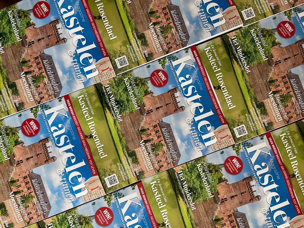 Kastelenmagazine.nl