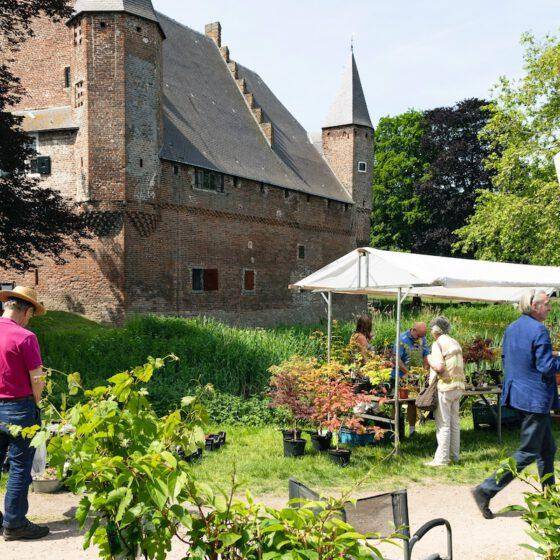 De Tuinmarkt Kasteel Herne